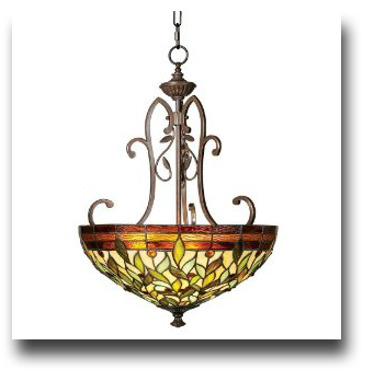 Tiffany chandeliers chandeliers lights and country interior design easyhomeconcepts 18 wide two light pendant robert louis tiffany chandelier aloadofball Images