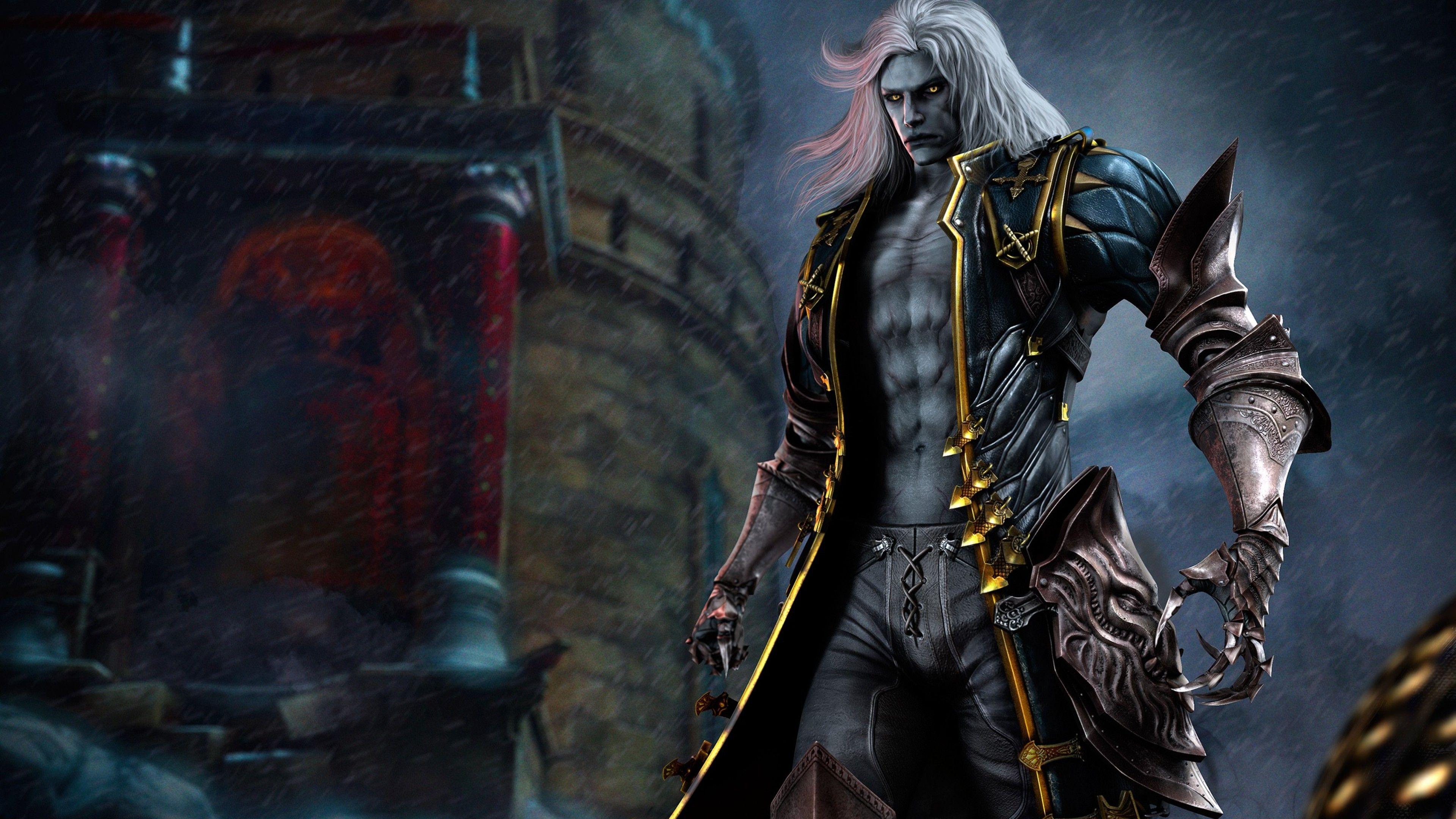 Alucard In Castlevania Lords Of Shadow 2 Wallpaper | Games ...