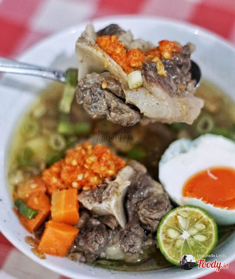Makan Kuliner Jakarta Barat Sop Sapi Gosyen Online Resto