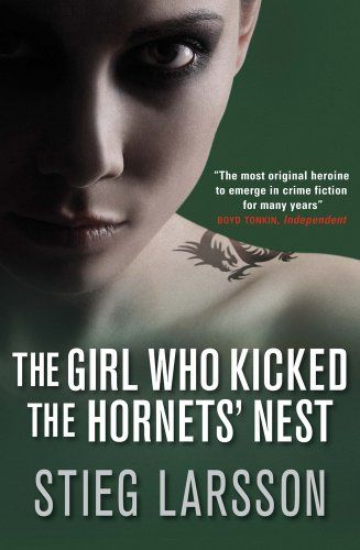 The girl who kicked the hornets' nest.