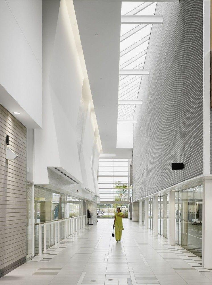 Architecture Brampton Soccer Centre MacLennan Jaunkalns Miller Architects