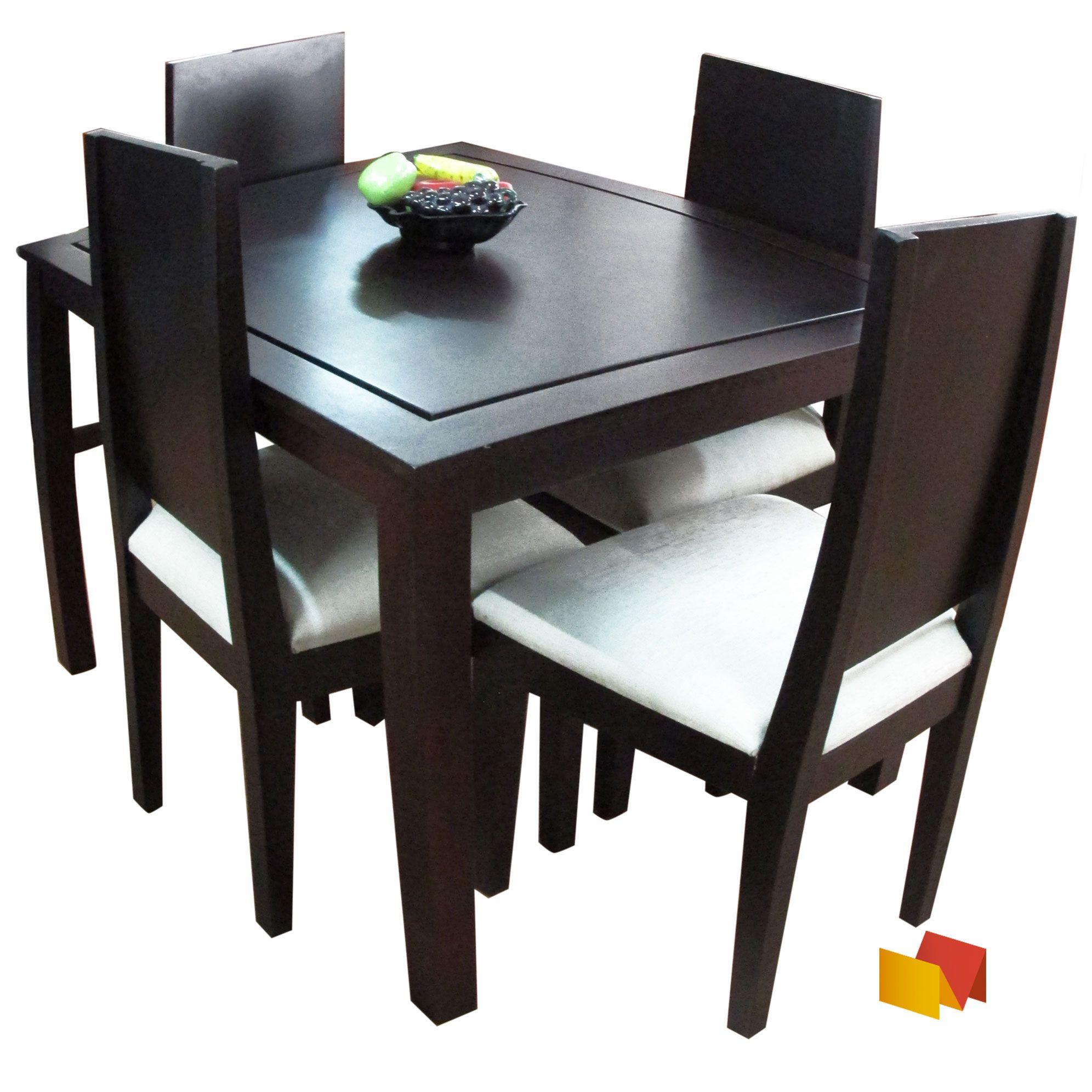 Comedor De 4 Puestos Mesas De Comedor Comedores Pequenos Muebles De Comedor