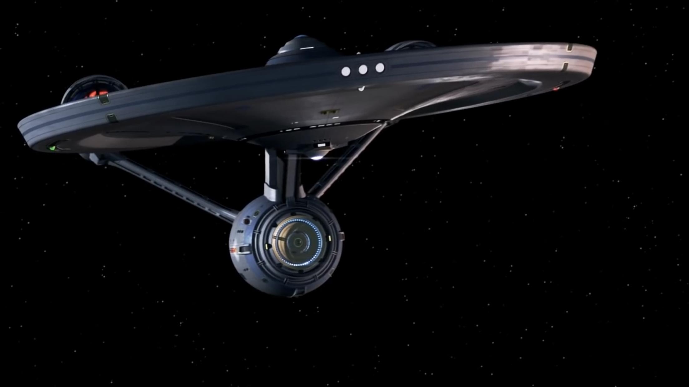 U S S Enterprise A Far Better Redesign Of The Classic Than Anything J J Or Discovery Ever Did Or Ever Will Do Star Trek Star Trek Starships Star Trek Ships