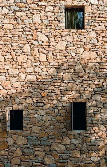 Provence  une maison neuve taillée en pierres sèches Divider - Exemple Devis Construction Maison