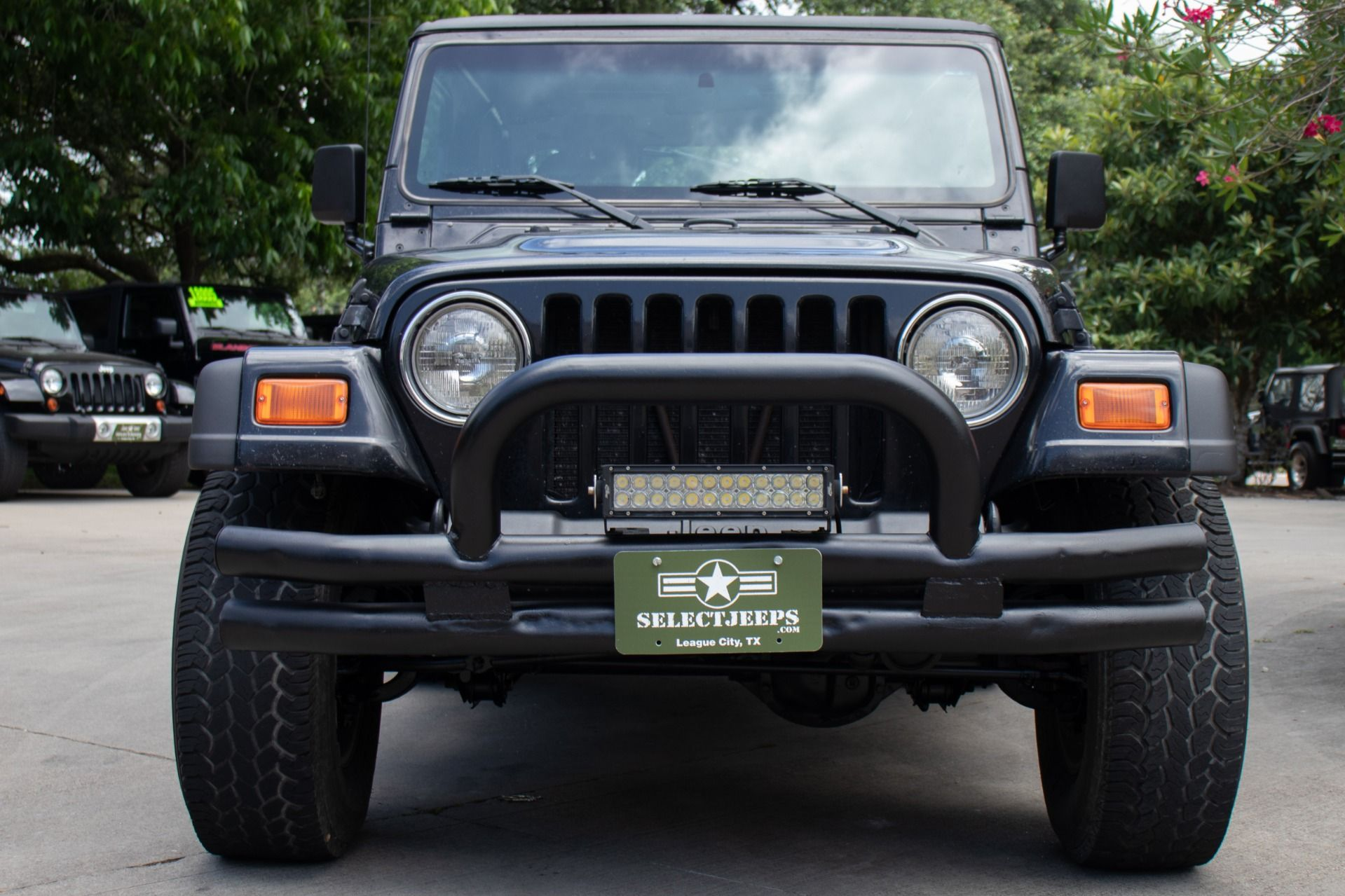 Used2001JeepWranglerSport For Sale Select Jeeps Inc