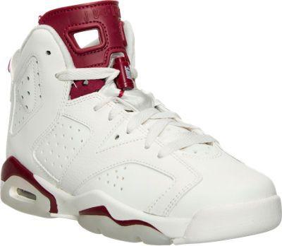 ce5a0864e5fb94 Boys  Grade School Air Jordan Retro 6 Basketball Shoes