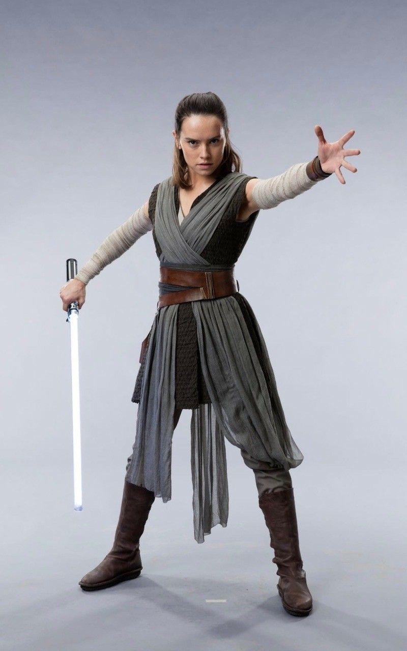 Brand New Star Wars Female Jedi Knight Adult Costume