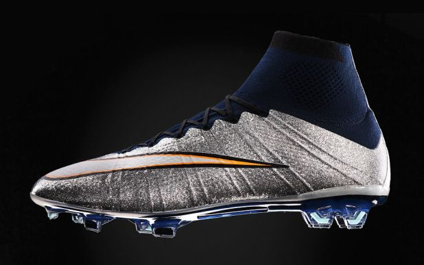 61756bf79 Nike Mercurial Superfly Cr7 Silverware Soccer Shoes 2015 Shimmer