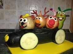 Поделки овощи с фото инструкцией
