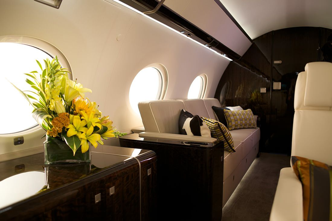 Gulfstream g650 interior bedroom the new gulfstream ger an ultralongrange aircraft  to