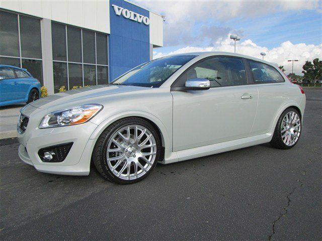 2012 Volvo C30 In Cosmic White :-) (With Images)