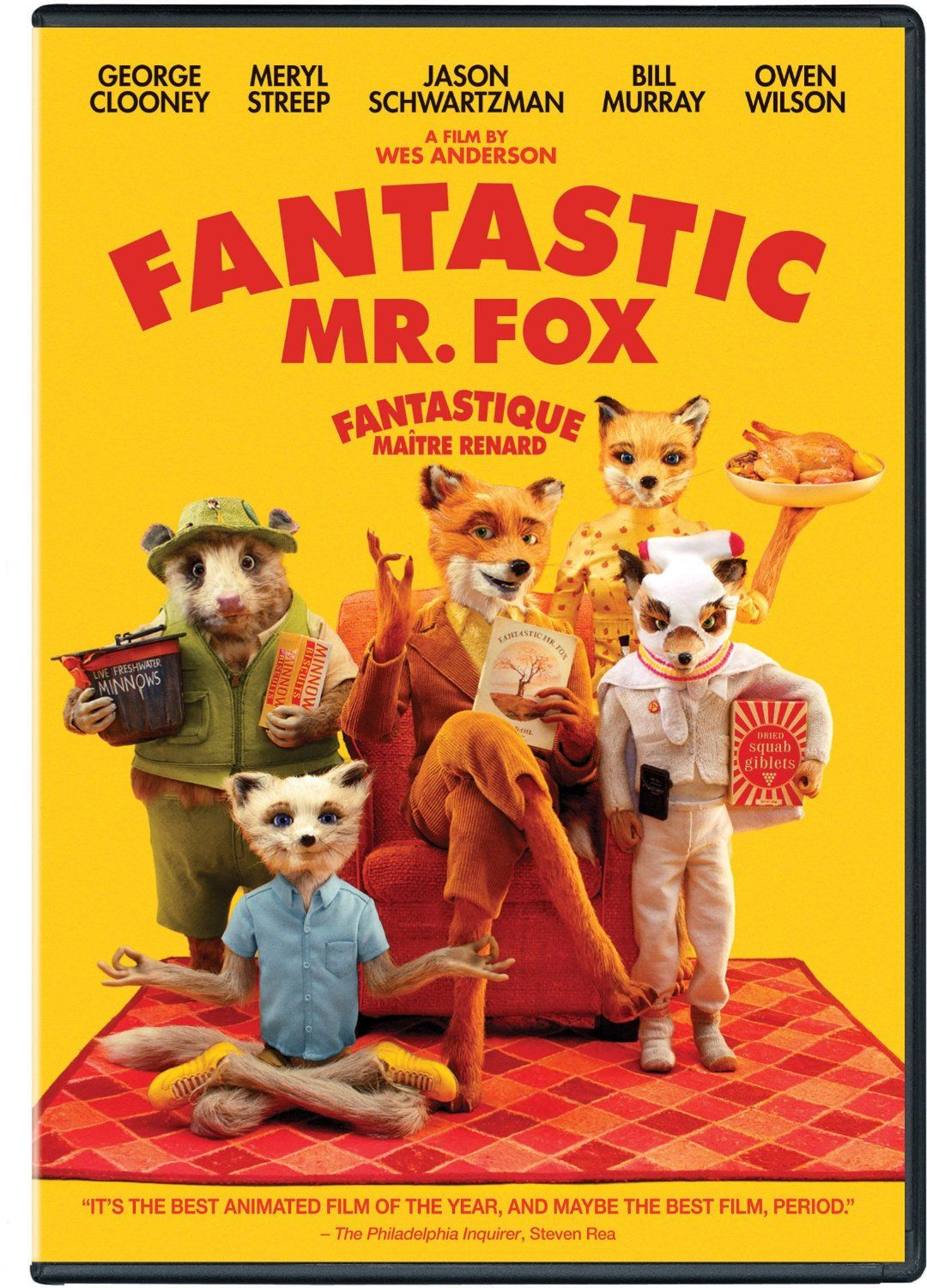 Fantastic Mr Fox Fantastic Mr Fox Movie Fox Movies Wes Anderson Movies