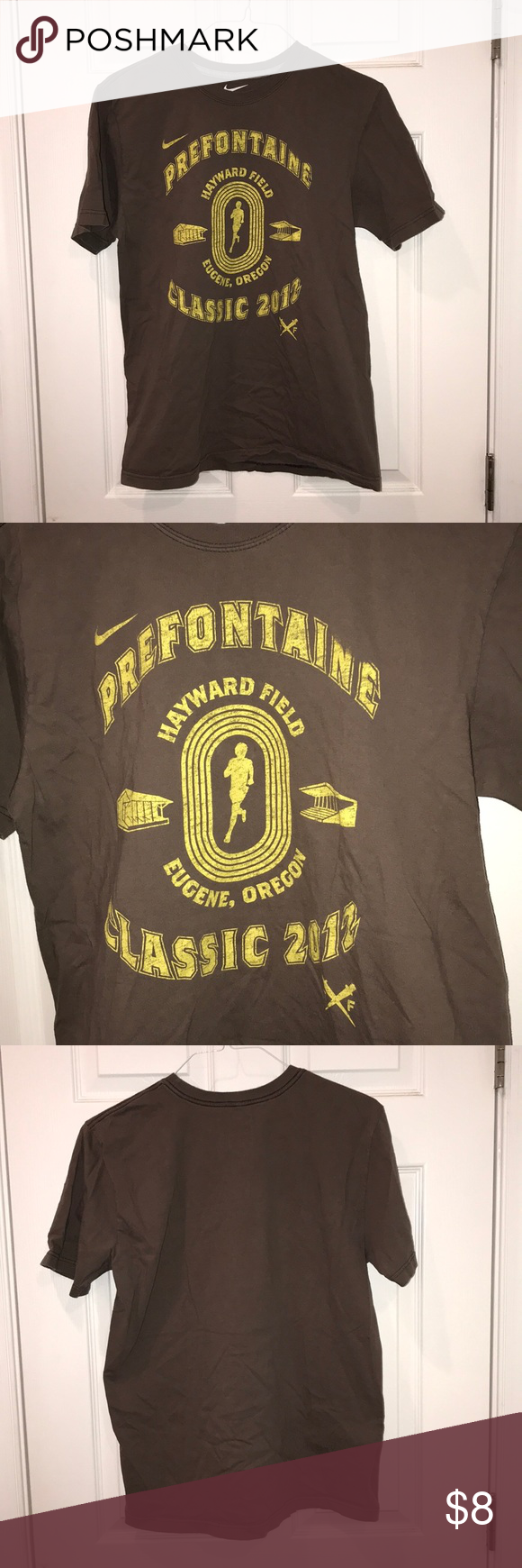 572fd475 2012 Prefontaine Classic Hayward Field Men's Tee L Official meet t-shirt  from the 2012 Pre Classic! Size men's large. From smoke free home.