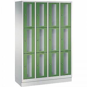 CERTEO CP Armoire à casiers CLASSIC, hauteur casiers 510 mm,…