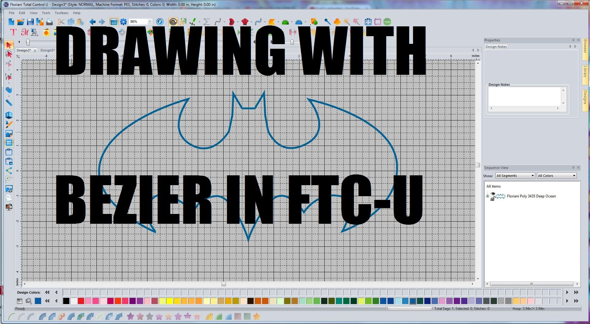Floriani total control u drawing with bezier machine floriani total control u drawing with bezier nvjuhfo Choice Image
