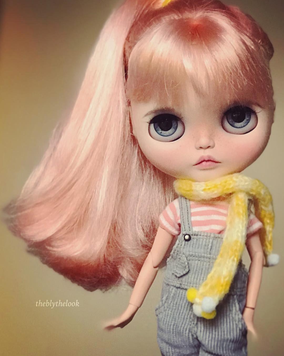 Blythe Ooak Custom Blythe Doll By Pliskytrix.