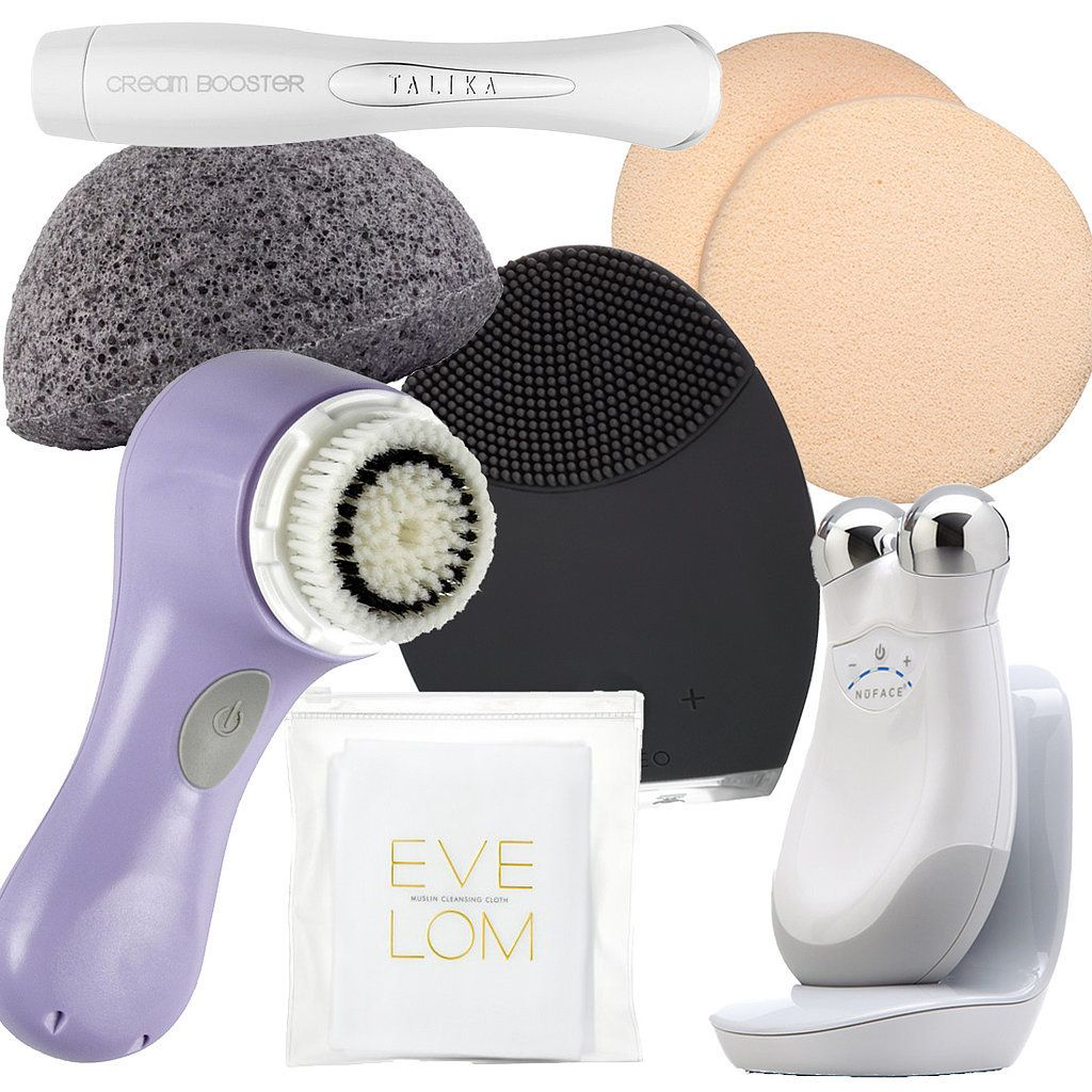 face cleansing tools