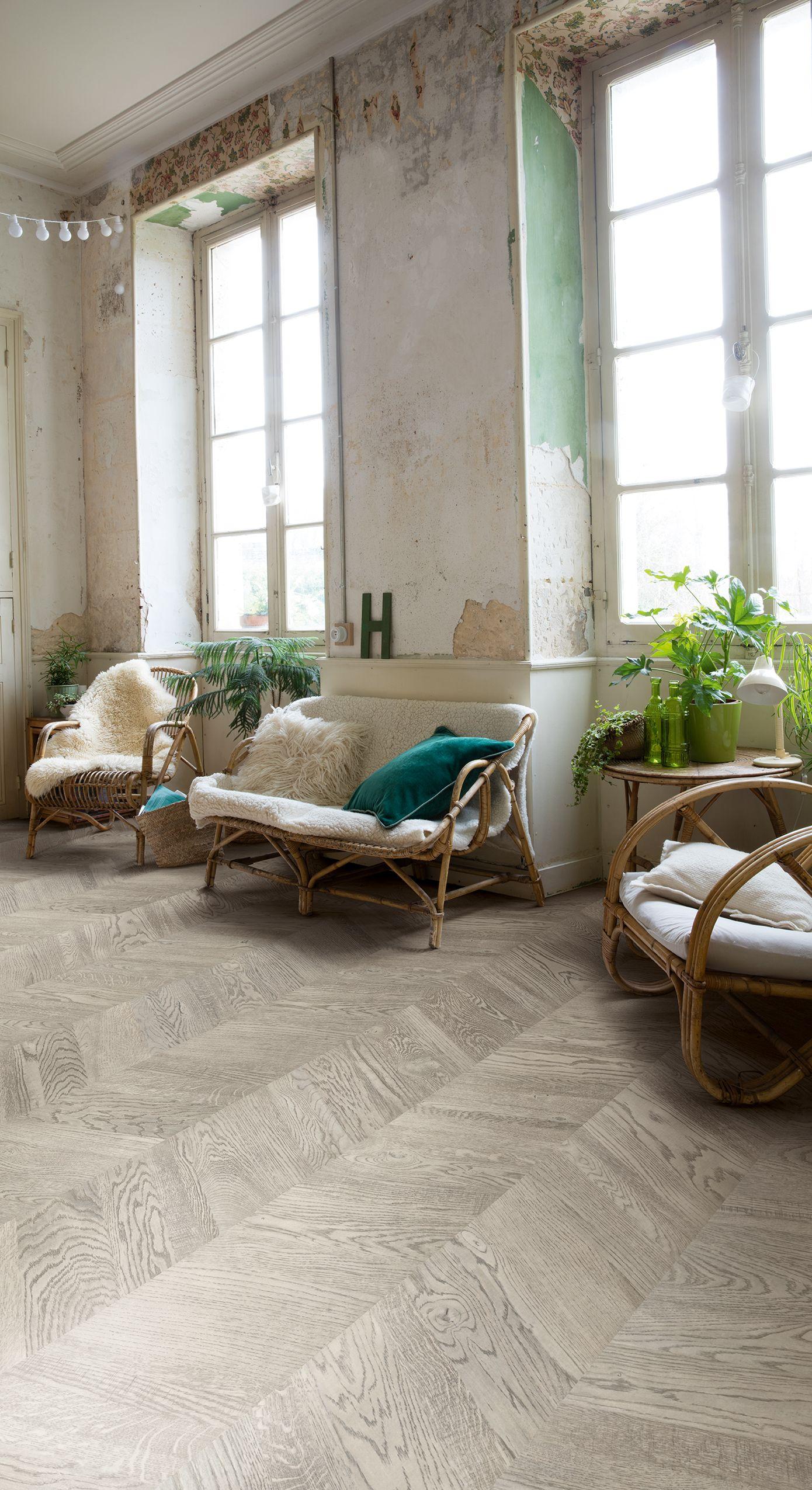Quick Step Hardwood Flooring Intenso Industrial oak oiled