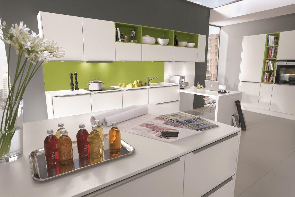 Pensez couleur pour votre cuisine | Pinterest | Grey kitchen ...