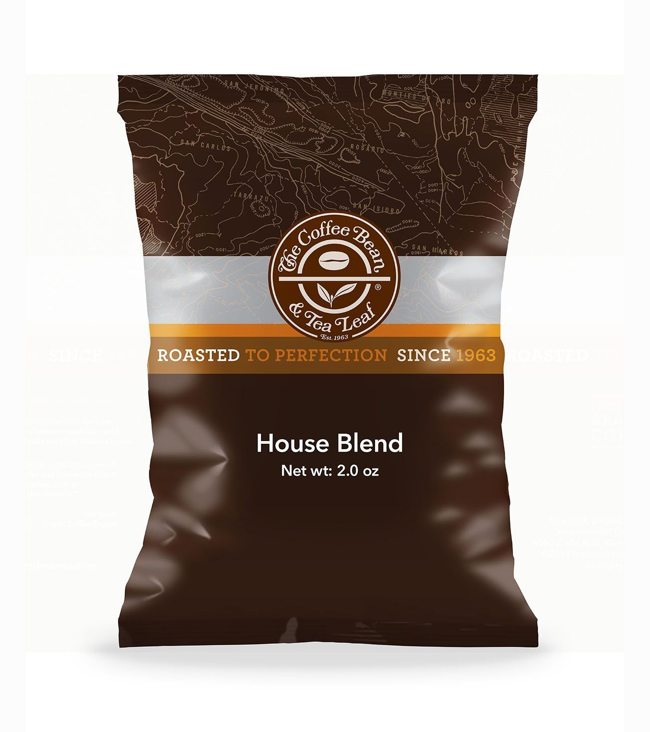 The Coffee Bean and Tea Leaf Coffee Portion Pack, House