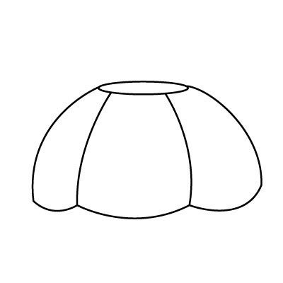 Lampshade Shapes lampshade styles montreal laval | fasteners and shapes | abat-jour