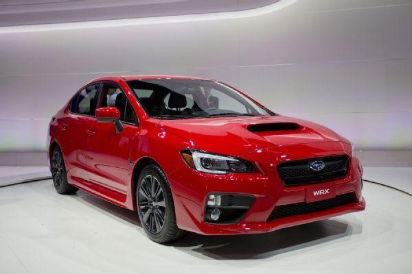 Subaru WRX a fondo - Autos Terra Motor Trend