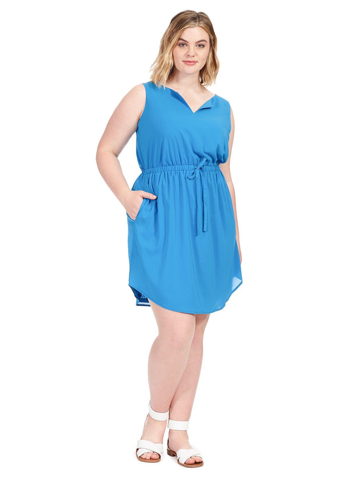 Isabel alice bree dress in blue grott gwynnie bee gwynnie
