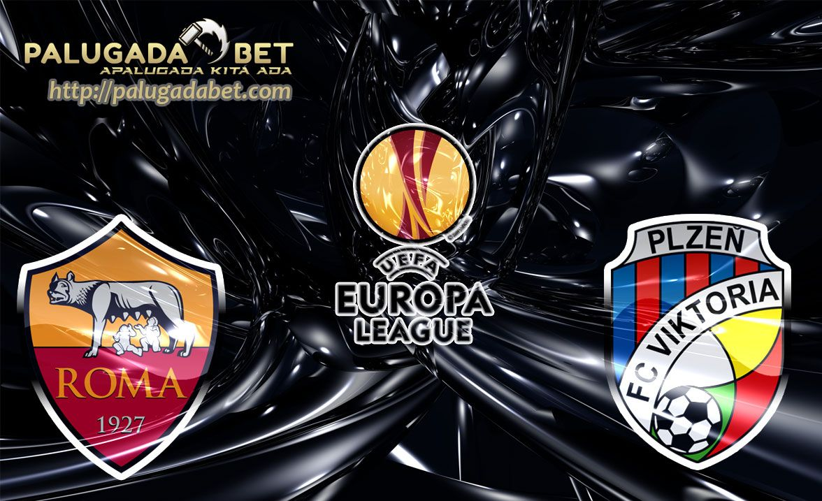 Prediksi AS Roma vs Viktoria Plzen 25 November 2016 (Liga