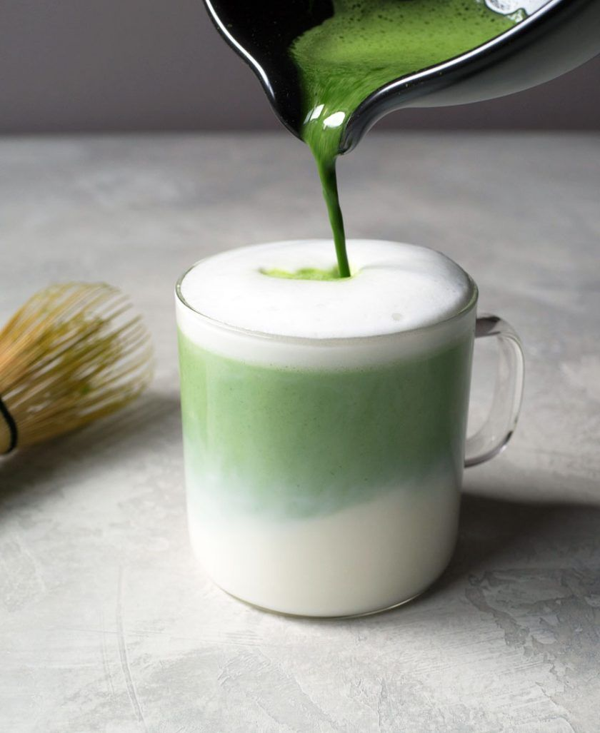 Matcha Latte Recipe (With Images)