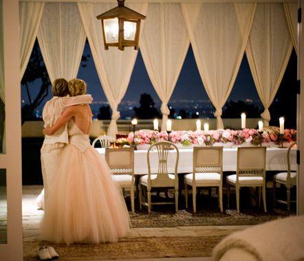 3 Ellen And Portia Love The Setting Ellen And Portia Wedding Ellen And Portia Wedding