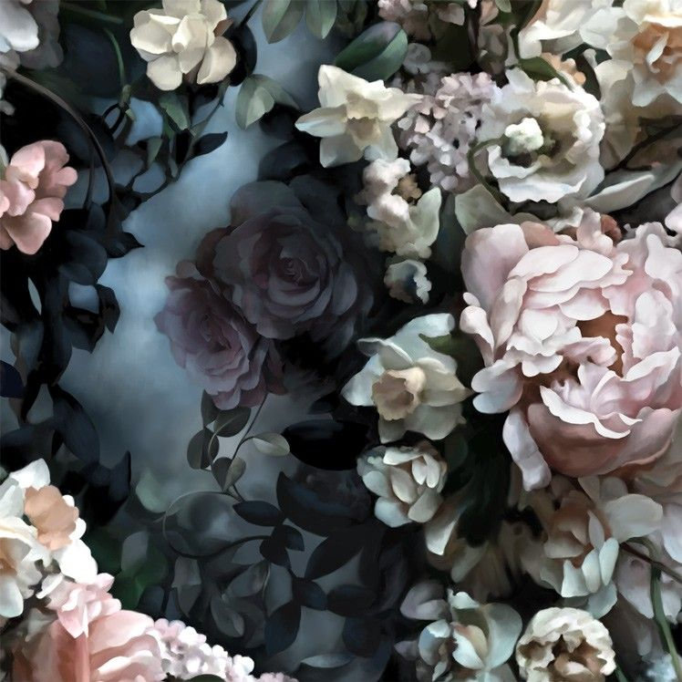 Inspiring And Easy Diy Vintage Floral Wallpaper Vintage Floral