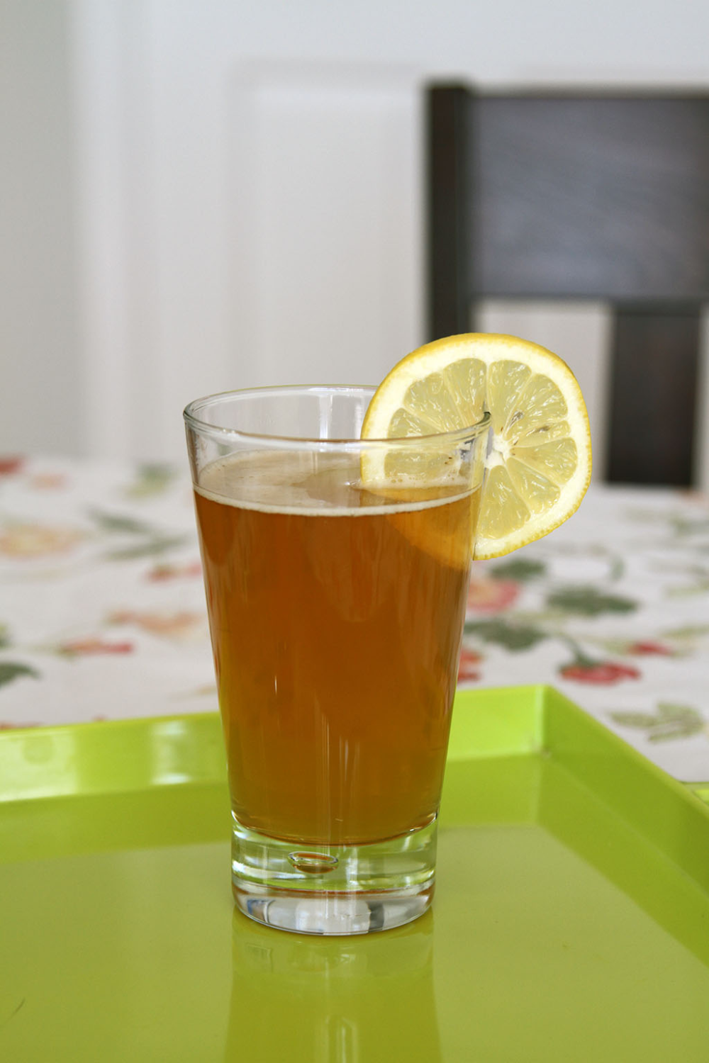 Cocktail: Shandy with Sparkling Lemonade