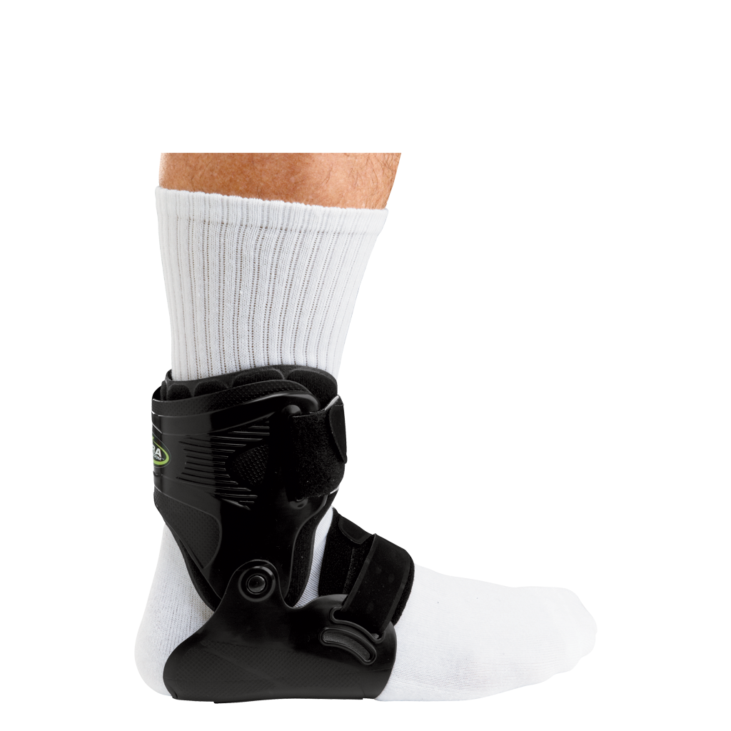 Breg Ultra Zoom Ankle Brace With Images Ankle Braces Ankle Mobility Ankle Joint