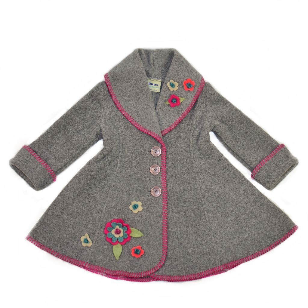 Children S Luxury Hats Coats And Mittens Made In Usa
