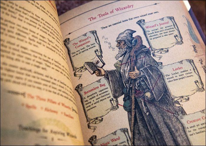 ni no kuni wizard edition book