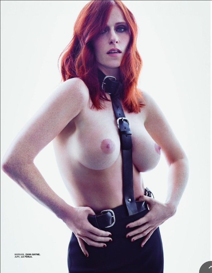 Audrey Fleurot for Lui Magazine