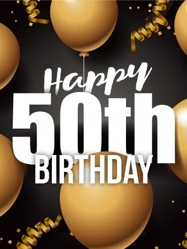 Pin On 50th Birthday