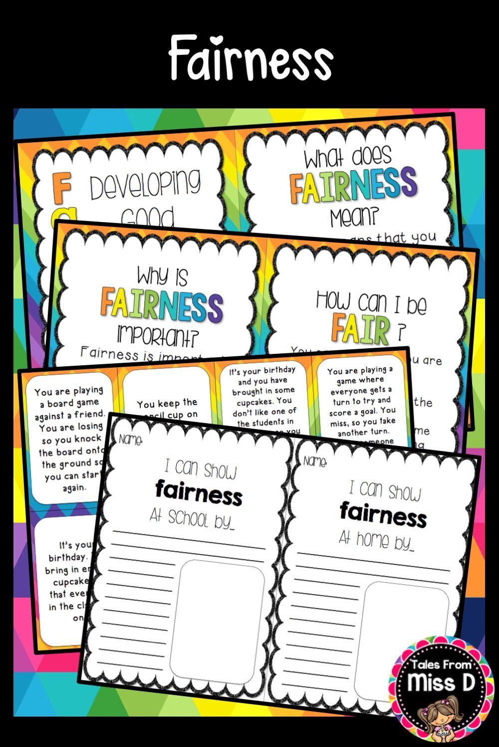 medium resolution of Social Skills Fairness   Social skills