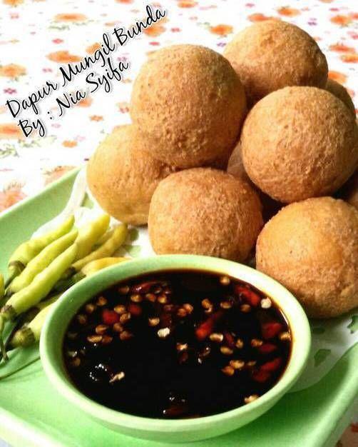 Resep Tahu Rambutan Bola Crispy Oleh Aqila Putri Resep Resep Tahu Cemilan Makanan