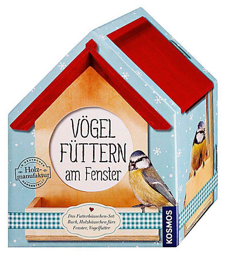 Vögel füttern am Fenster Buch von Holger Haag