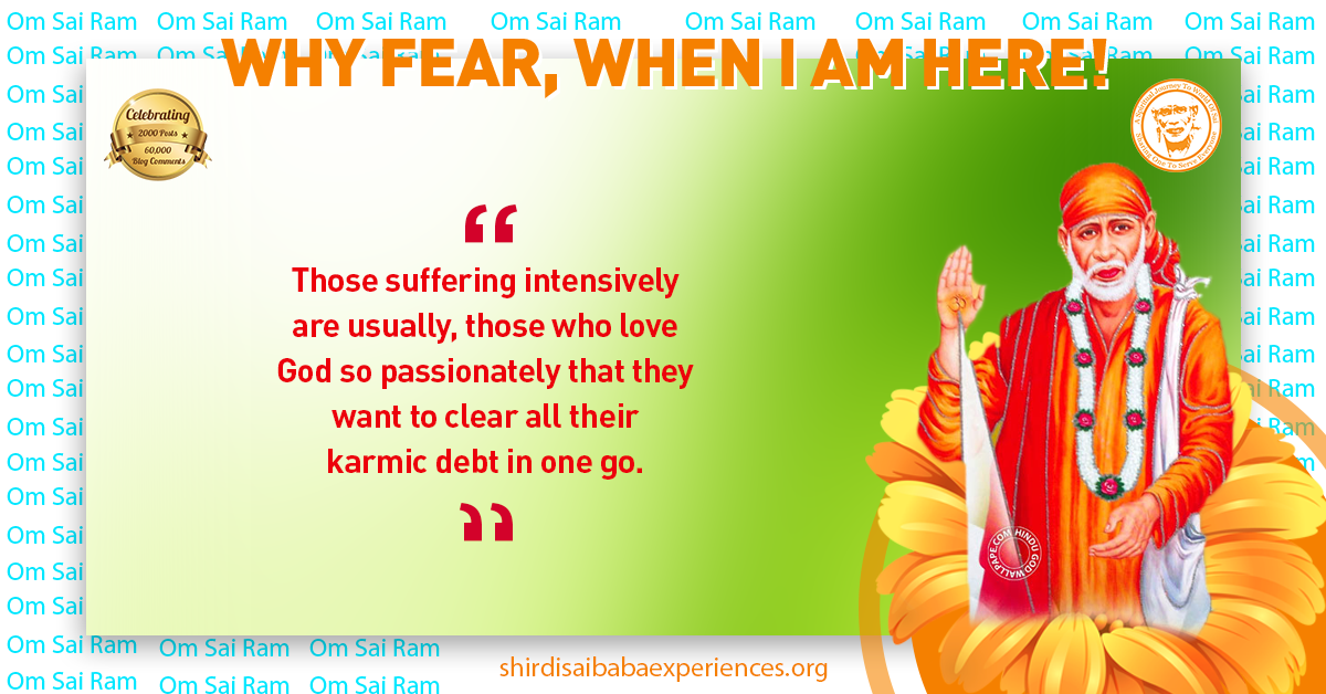 Shirdi Sai Baba Miracles and Leela in this Post: Shri
