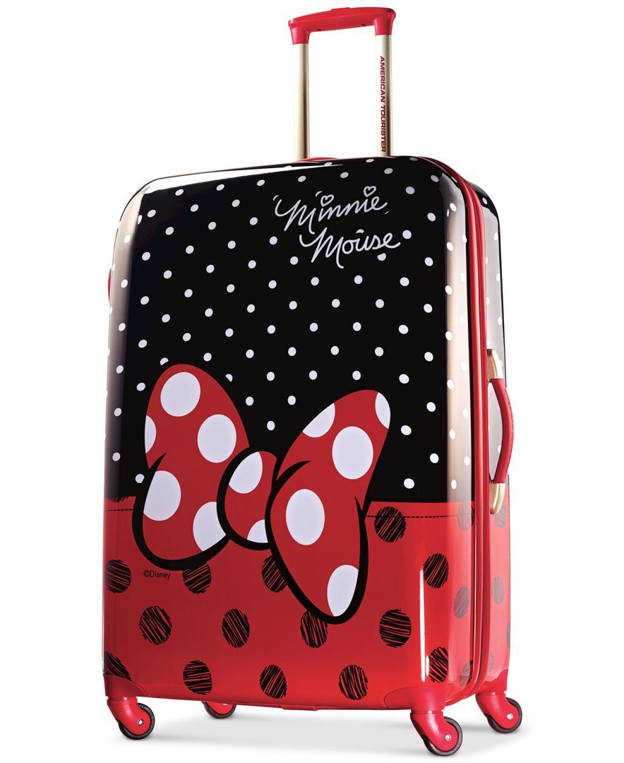 9d5550279ca2 Travel with the First Lady of animated characters with this Minnie Mouse  themed 28