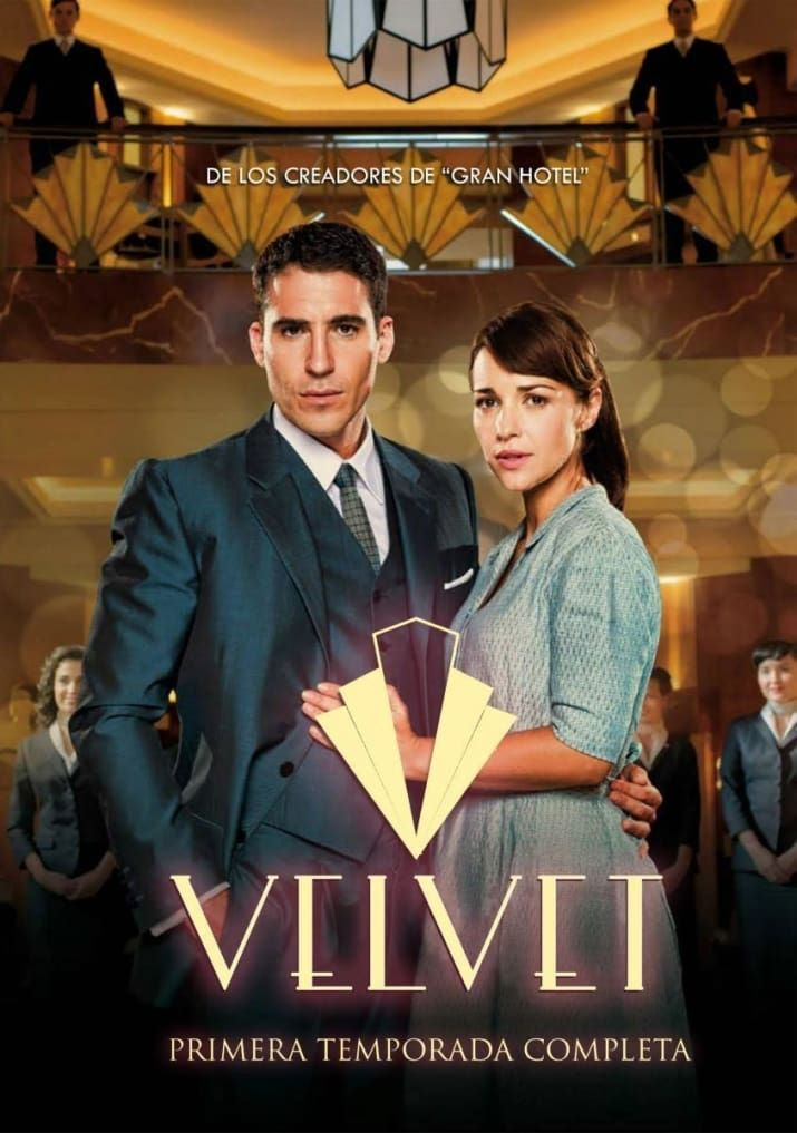 13 Shows You Should Watch On Netflix If You Want To Practice Your Spanish Velvet Tv Series Velvet Serie Tv Series To Watch