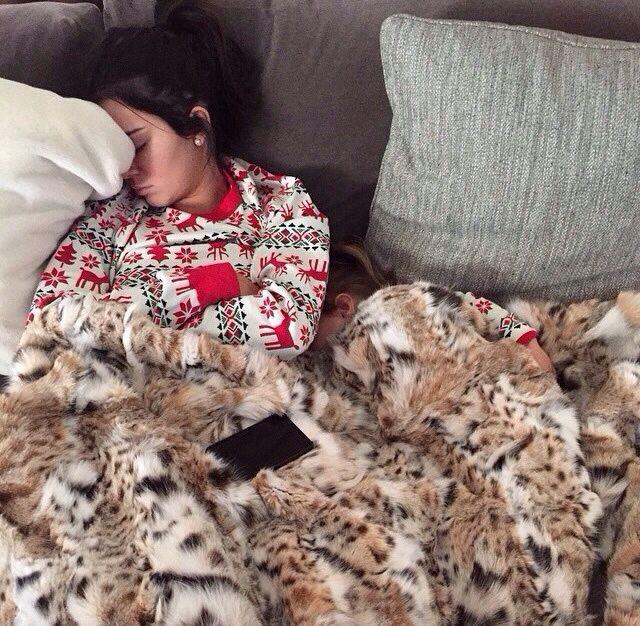 "kendallandkyliejennerlove: ""Kourtney: ""christmas morning was a little much for them…❤️"" """