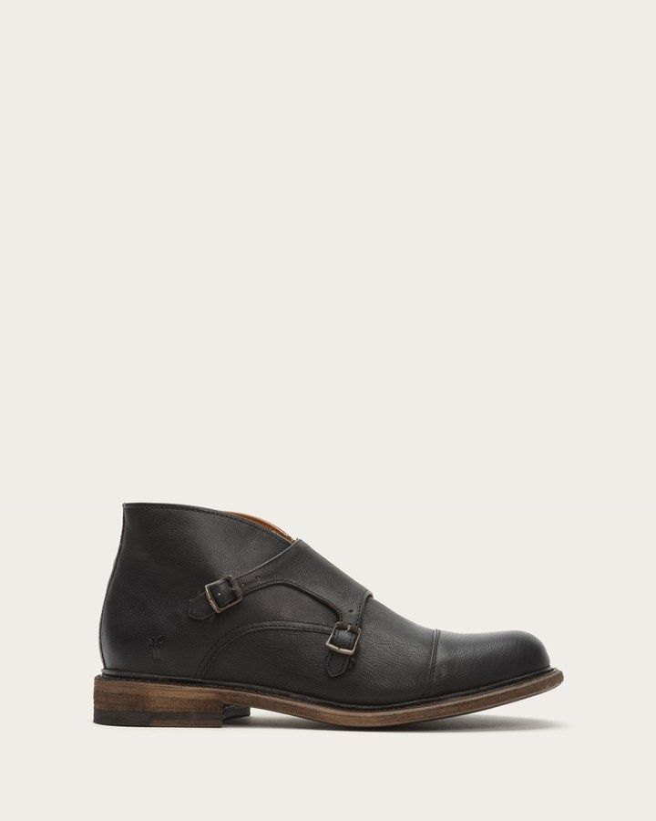 Jack Monk Chukka (With Images