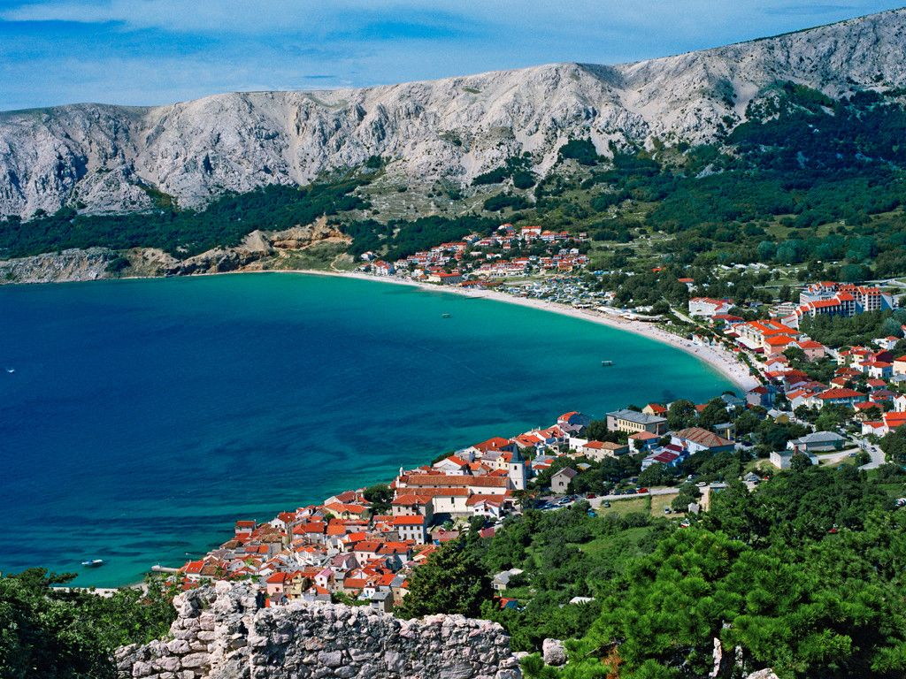 Baska Krk island Croatia Transforming the way we travel