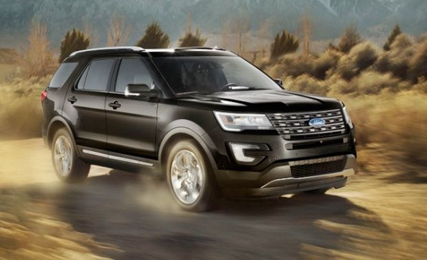 2018 Ford Explorer Platinum Edition Price In Pakistan With Images