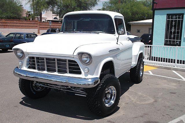 1956 Chevrolet 3100 4x4 For Sale Tucson Arizona Chevrolet 3100