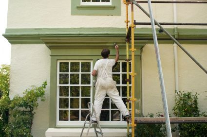 Exterior Painting Tips | For the Home | Pinterest | Curb appeal ...