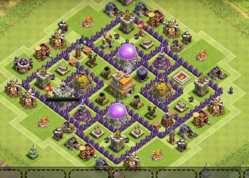 Dark Elixir Farming In 2016 For Maxed Heroes Clash Of Clans Game Clash Of Clans Gems Trophy Base
